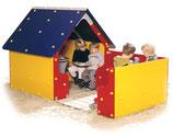 Spielhaus Standard mit Veranda