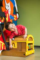 Kleinkind-Spielgerät Pirateninsel
