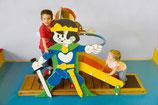 Kleinkind-Spielgerät Prinz & Prinzessin
