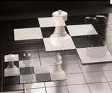 Schach-/Dame-Spielfeld groß