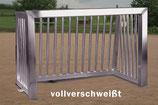 Mini-Bolzplatz/Streethockey-/Fußßballtor 120 x 80 cm
