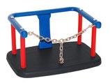 Sicherheits-Kleinkinder-Schaukelsitz BASIC mit Kette/Karabinerhaken