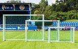 Mini-Tore (Streetball) Netzbügel klappbar 120 x 80 cm, 2 Stück