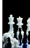 Schachspiel-Set klein