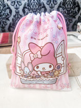 My Melody Drawstring Bag Mini