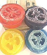 Loofah Handmade Glycerin Soap