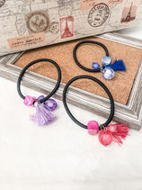 Star And Square Hair Tie