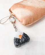 Rice Ball Keychain