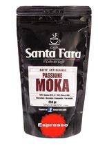 Passione Moka (macinatura per espresso)  4x250 Gr.