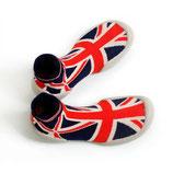 Chaussons Union Jack: drapeau anglais