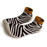chaussons Zebra