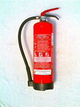Fettbrand Löscher SF 6 Liter