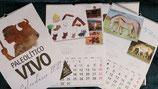 Calendario 2021 Paleolítico Vivo