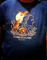 Camiseta LA ESTIRPE DE LOS LIBRES.
