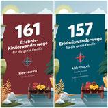 "Wanderbücher ""157 & 161 Erlebnis."""