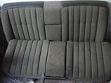 Mercedes Rücksitzbank Rückenlehne hinten dunkeloliv W123 Coupe 230CE 280CE 3 Serie