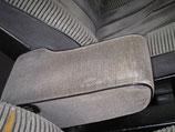 Mercedes Mittelarmlehne MAL schwarz anthrazit Velours original W123 T Modell Coupe 230 280 300 TD CE