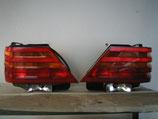 Mercedes Heckleuchte Rückleuchte Rücklicht rechts NEU NEW 1408200264 W140 500SE 300SE 400SE