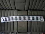 Mercedes Lüftungsgitter Lufteinlaß chrom Frontscheibe W115 W114 /8 Coupe