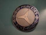 Mercedes Emblem Stern 1138170016 Motorhaube neu new  W113 Pagode 230SL 250SL 280SL