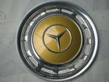 Mercedes Radkappe Chrom 14 Zoll ikonengold met. 419 W123 W107 R107 W114 W116 W126