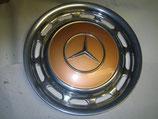 Mercedes Radkappe Chrom 14 Zoll byzanzgold met. 422 W123 W107 R107 W114 W116 W126
