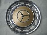Mercedes Radkappe Chrom 14 Zoll chapagner met. 473 W123 W107 R107 W114 W116 W126