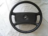 Mercedes original Lederlenkrad 40cm steering wheel W107 W126 W123 W124 W201 16V AMG top Zustand