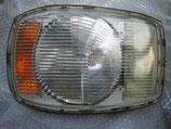 Mercedes Scheinwerfer H1 Bosch Headlamp headlight 1158200261 1158205161 selten 2 Reflektoren W114 W115 /8 Coupe