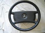 Mercedes original Lederlenkrad 39 cm 1264640017 steering wheel W107 W126 W123 W124 W201 16V AMG top Zustand