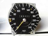 Mercedes Tacho Tachometer Speedometer 1075420901 Euro 240 k/mh W107 R 107 280 SL SLC 350 SL SLC 450 SL SLC