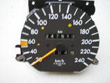 Mercedes Tacho Tachometer speedometer 12454278869 W124 240 Km/h 230 260 280 300
