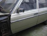 Mercedes Tür links Fahrertür 1237206105 silberdistel 881 W123 280TE 280E Linousine T Modell