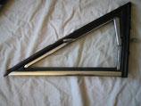 Mercedes original Aufstellfenster Drehfenster links 1157201855 Beifahrerseite rostfrei W114 /8 W115