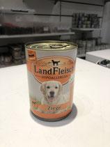 Landfleisch Ziege hypoallergen 400 g