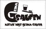 G(ramm)-Saufen