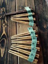 3歳〜4歳用お箸(栗の木)