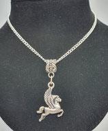 """Kette """"Pegasus silber"""""""