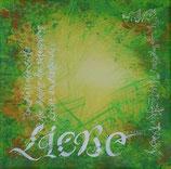 Kalligrafie Liebe