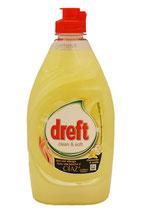 Dreft clean & soft chamomile & vanilla 400ml