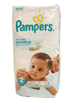 Pampers New Baby Sesitive nr2 48 pampers