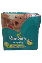 Pampers Baby Dry maat 6, 31 pampers