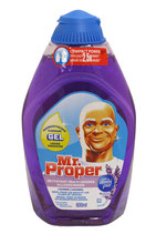 Mr. Proper geconcentreerde gel Lavendel 600ml