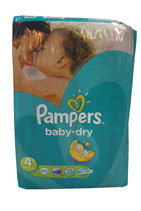 Pampers Baby Dry maat 4 45 pampers