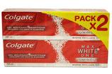 Colgate Max White One Luminous 75ml 2 stuks