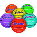 Lot de 6 ballons de Basket-ball Dur-a-Ball