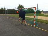 Bouclier de gardien de handball