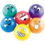 6 petites balles émotionnelles