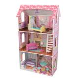 """Maison de poupées en bois """"Pénélope"""""""