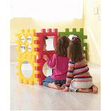 6 blocs miroirs
